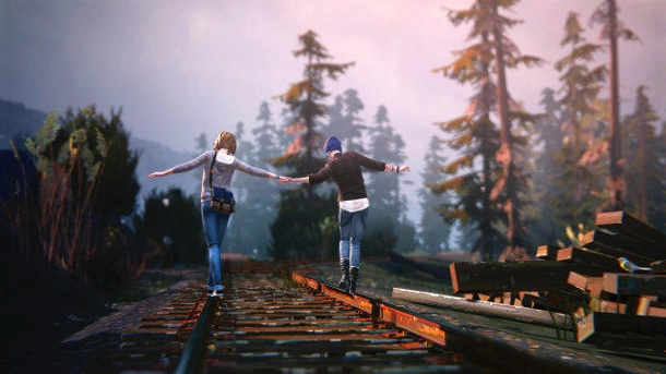 Test zu Life is Strange - Limited Edition: Zeitreise mit großen Emotionen: . Life is Strange startet als Teenager-Drama über das Erwachsenwerden und endet schließlich als aufregender Psychothriller. (Quelle: Square Enix)