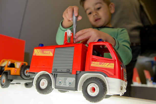 "Toy Awards 2016: ""Junior Kit"" von Revell. (Quelle: dpa)"