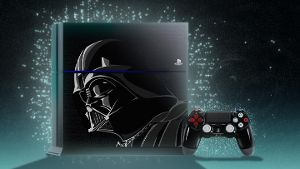 Sony PlayStation 4 im limitierten Star-Wars-Design
