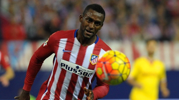 Martinez wechselt nach China: Asien-Rekordtransfer für 42 Millionen. Stürmt für eine Rekordablöse von Spanien nach China: Jackson Martinez von Atletico Madrid. (Quelle: imago/Cordon Press/Miguelez Sports)