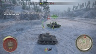 World of Tanks Multiplayer-Actionspiel für die PS4 von Wargaming.net (Quelle: Medienagentur plassma)