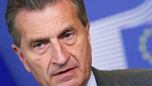 Günther Oettinger (Quelle: dpa)