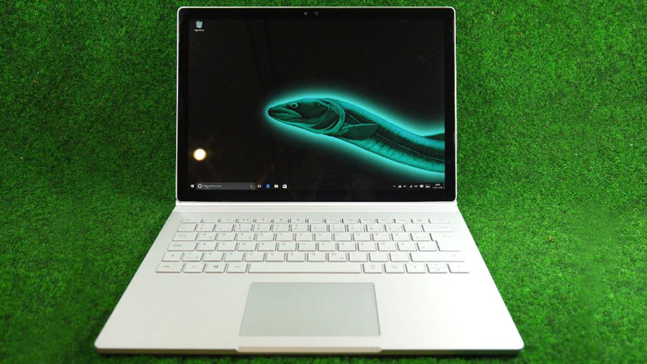 Microsoft Surface Book (Quelle: Matthias Kremp )