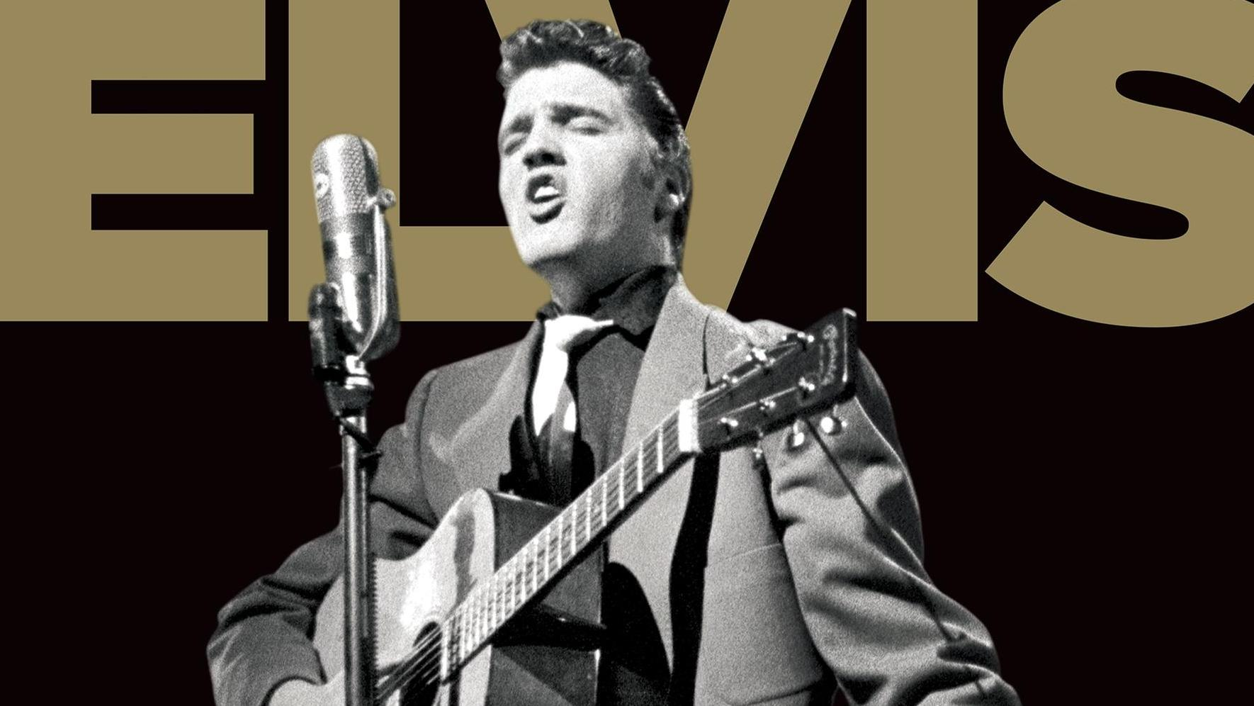 Elvis Presley-Lebenslauf: King of Rock 'n' Roll