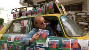 'Rock the Kasbah': Bill Murray als abgebrannter Musikmanager in Afghanistan. (Quelle: dpa)