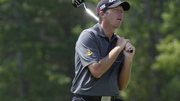 Golf: US-Golfer Herman gewinnt Houston Open. Jim Herman gewann in Houston.