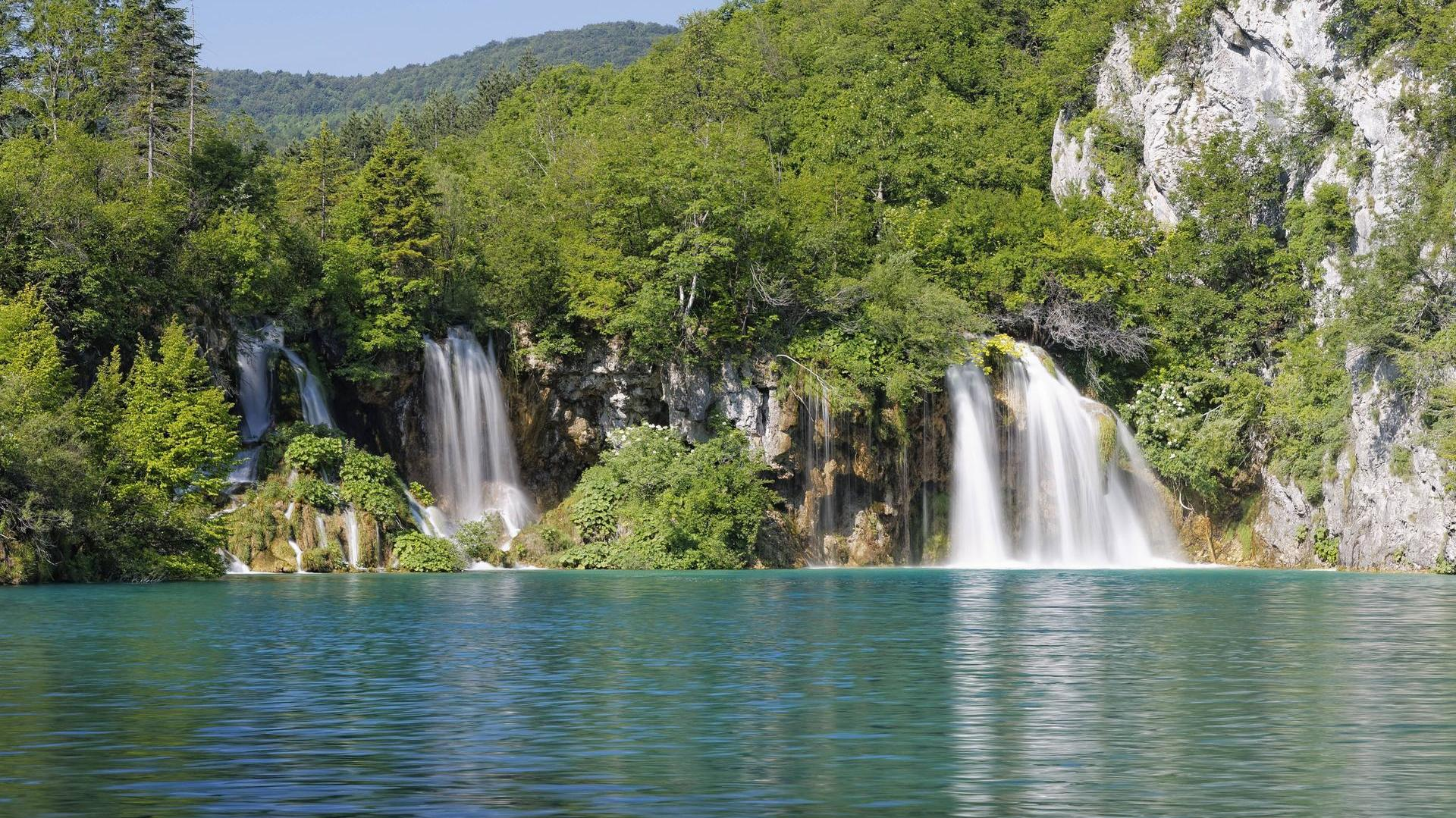 Plitvicer Seen: 16 Seen in Kroatien, ein Nationalpark und Winnetou