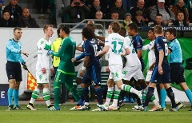 Wolfsburg gegen Real Madrid  (Quelle: Reuters)