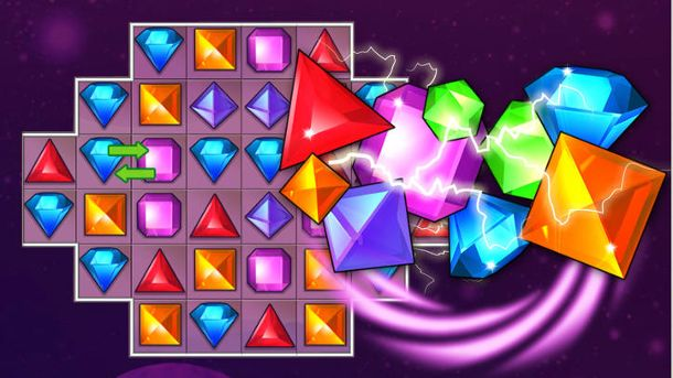 Jewels Blitz (Quelle: Softgames)