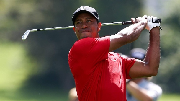 Superstar Tiger Woods meldet sein Comeback. Tiger Woods musste nach einer Operation am Rücken lange pausieren. (Quelle: imago/ZUMA Press)
