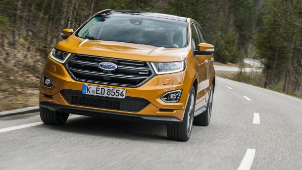 ford edge im test unterwegs im neuen 210 ps diesel. Black Bedroom Furniture Sets. Home Design Ideas