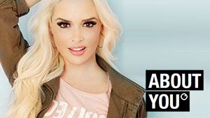 Daniela Katzenberger bei About You!