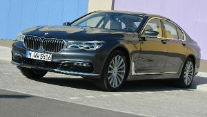 Luxus nahe der Perfektion - der BMW 740i.