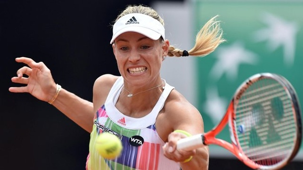 French Open 2016: Angelique Kerber ist fit für Paris. Angelique Kerber ist fit für die French Open.