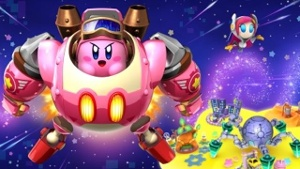 Test zu Kirby: Planet Robobot