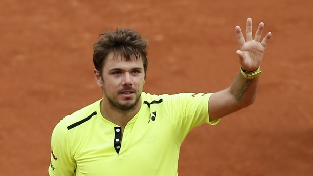 French Open 2016: Wawrinka und Murray im Achtelfinale gefordert . Stan Wawrinka hatte im Vorjahr die French Open gewonnen.