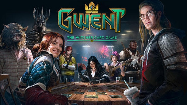 CD Projekt Red: Gwent-Kartenspiel basiert auf Enthusiasmus der Witcher 3-Fans. Gwent  (Quelle: CD Projekt Red)