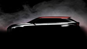 Mitsubishi Ground Tourer Concept: SUV-Coupé aus Japan.