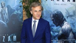 Christoph Waltz bei der Premiere von 'The Legend of Tarzan' in Los Angeles.