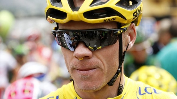 Tour de France 2016 startet: Christopher Froome ist der Gejagte. Christopher Froome ist Favorit.