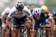 Cycling - Tour de France cycling race - Stage 2 from Saint-Lo to Cherbourg-en-Cotentin (Quelle: Reuters)