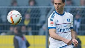 Hamburgs Emir Spahic am Ball (Quelle: dpa)