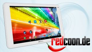 Archos 101c Platinum (Tablet 10,1 Zoll Quad-Core 16GB Android)