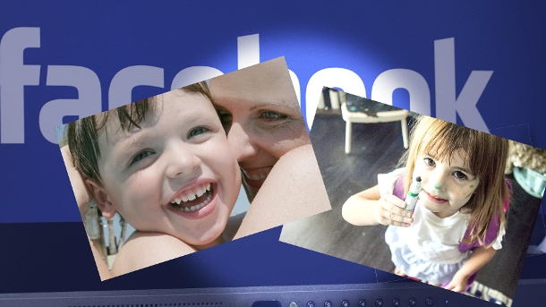Keine Kinderfotos auf Facebook posten.  (Quelle: Thinkstock by Getty-Images/imago/Blickwinkel)