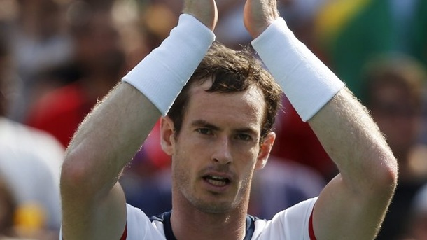Olympia 2016 Tennis: London-Sieger Andy Murray vermeidet Olympia-Aus. Andy Murray hat sich durchgebissen.