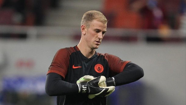 Transfer-News: BVB offenbar an City-Keeper Joe Hart interessiert .  (Quelle: imago/BPI)
