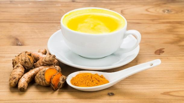 Goldene Milch: Rezept für Kurkuma Latte.  (Quelle: Thinkstock by Getty-Images)