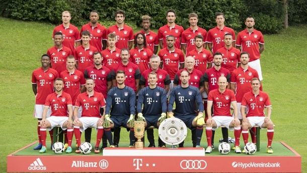 bayern gruppe champions league