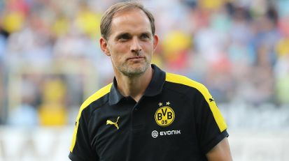 BVB-Coach Thomas Tuchel freut sich auf die Duelle mit den Königlichen in der Champions League. (Quelle: imago)