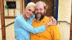 Brigitte Nielsen und Wirt Sebastian aus der RTL2-Sendung 'Wirt sucht Liebe'. (Quelle: RTL2)