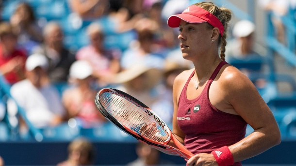 US Open: Lösbare Auftaktgegnerin für Angelique Kerber. Hat bei den US Open Weltranglistenplatz eins im Visier Angelique Kerber. (Quelle: imago/ZUMA press)