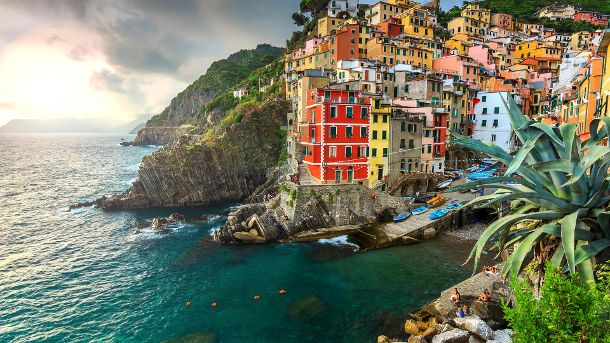 Cinque Terre. (Quelle: Thinkstock by Getty-Images)