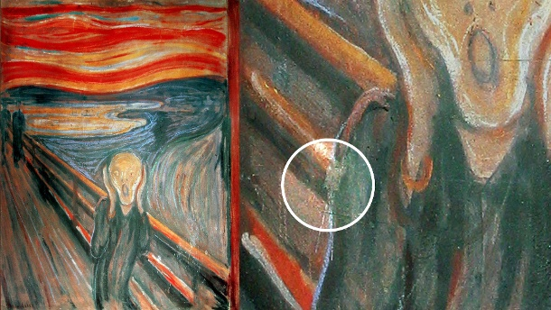 """an analysis of the works of eduard munch The scream by edvard munch analysis edward munch""""s the scream edward munch - the scream (1863-1944 for years he had suffered from anxiety, excessive drinking, hallucinations and feelings of persecution illness, insanity, and death were the black angels that kept watch over my cradle and accompanied me all my life, he said."""