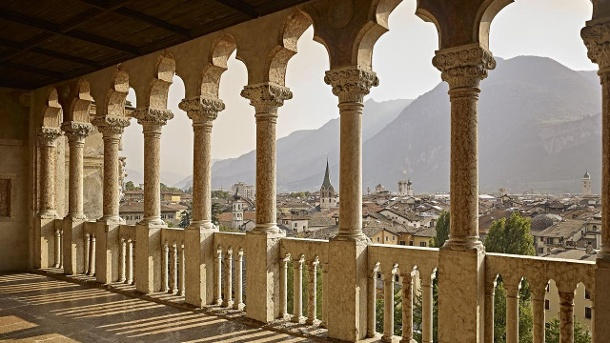 Museums-Highlights im Trentino. Castello del Buonconsiglio, Trento. (Quelle: Trentino Marketing Photo Archive, photographer Carlo Baroni)