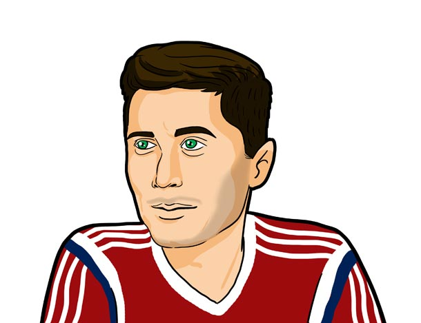 Robert Lewandowski (Quelle: Evergreen Verlag)