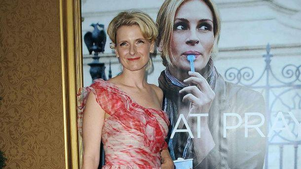 Elizabeth Gilbert nach Krebsdiagnose verliebt in beste Freundin.  (Quelle: imago/ZUMA Press)
