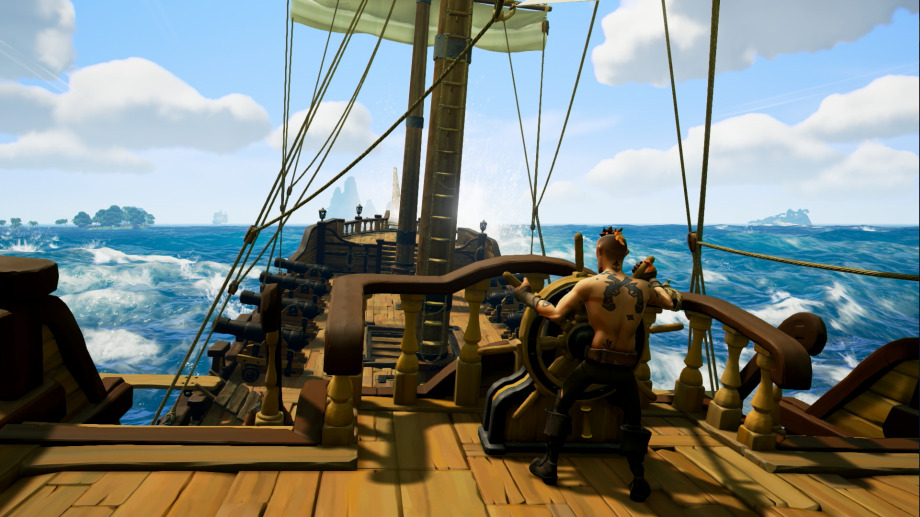 Sea of Thieves Online-Actionpiel für Xbox One und PC (Quelle: Microsoft)