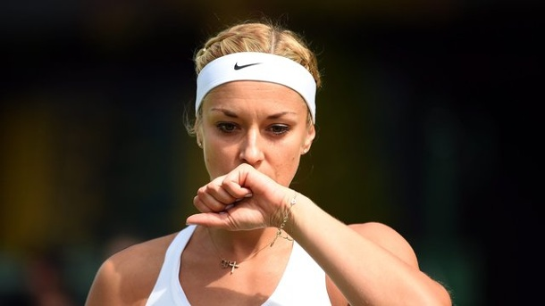 Tennis: Sabine Lisicki bei WTA-Turnier in China ausgeschieden. Sabine Lisicki schied in China im Viertelfinale aus.