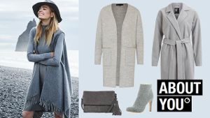 Im Trend: Purismus – Graue Keypieces bei About You!