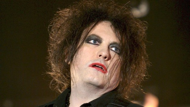 Musik: Rock- und Pop-Konzerte im Oktober. Lippenstift und Smokey Eyes: Robert Smith.