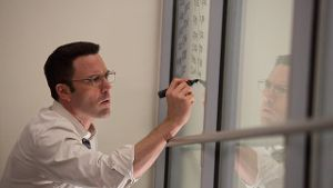 Ben Affleck as Christian Wolff in einer Szene aus dem Film 'The Accountant'.