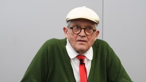 "Literatur - Hockney: Tablet-Computer ""wunderbares neues Medium"""