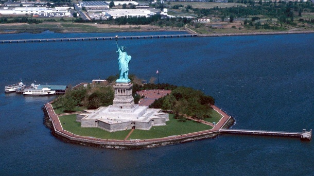 Is Liberty Island In New Jersey