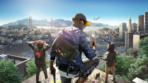 Vulva-Alarm in Watch Dogs 2: Ubisoft verspricht Patch. Watch Dogs 2 (Quelle: Ubisoft)