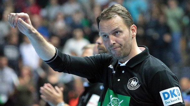 """Bild"": DHB-Coach Dagur Sigurdsson wird Handball-Trainer in Japan.  (Quelle: imago)"