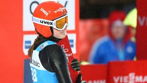Anna Rupprecht sprang in Lillehammer aufs Podium.